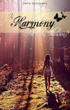Lies & Harmony Trilogy by MoonlightSanity