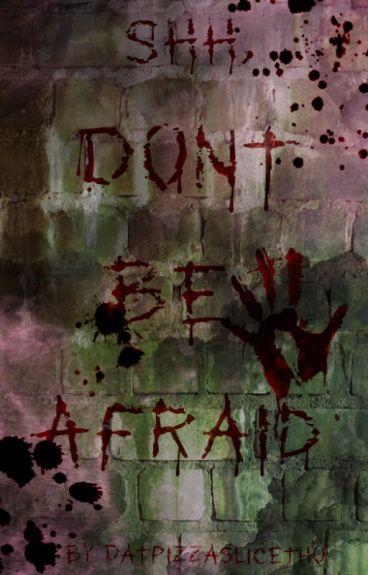Shh, Don't be afraid. (Markiplier and Darkiplier x reader fanfic).