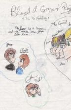 Blood A George/Ringo Vampire Story by Koolkitty9
