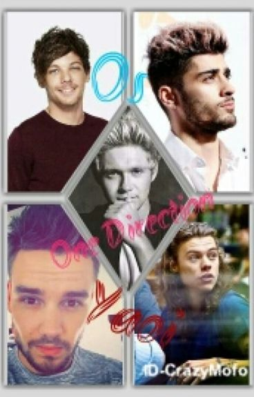 OS One Direction Yaoi