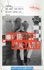 ¿Quieres jugar? |5 Seconds Of Summer One Shots. by stylestxmptation