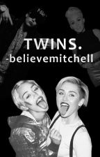 TWINS. (Miley Cyrus) by -believemitchell