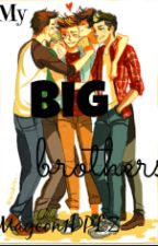 My big brothers (spanking Louis centric) by _Magcon1DPlz