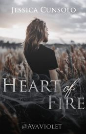 Heart of Fire by AvaViolet
