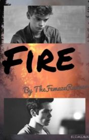 Fire // The Maze Runner by TheFemazeRunner