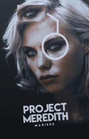 Project Meredith by mariekeyara
