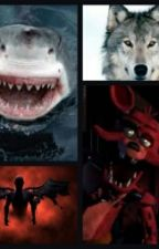 The Story Of Jawsateu, Satan, BelleWolf and Foxy The Pirate Fox by Jawsateu
