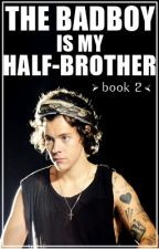 The bad boy is my half-brother (book2)hiatus by sophcarrots