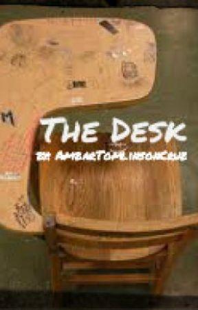 The Desk by AmbarTomlinsonCruz