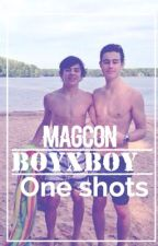 Gay magcon ( boyxboy One shots) by khe124