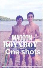 Gay magcon ( boyxboy One shots) by khe124