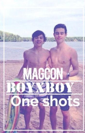 Gay magcon ( boyxboy One shots)