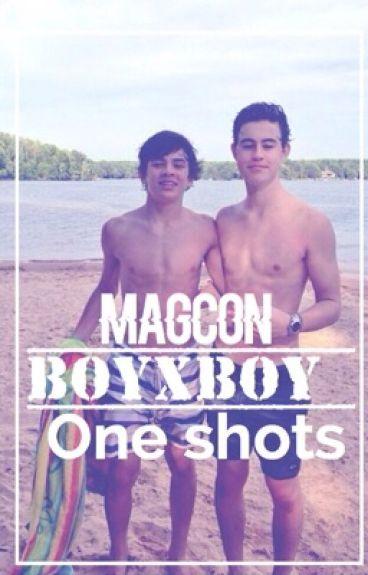 Gay magcon ( boyxboy One shots)