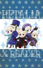 Hetalia x Reader Oneshots by sleepy_pandas