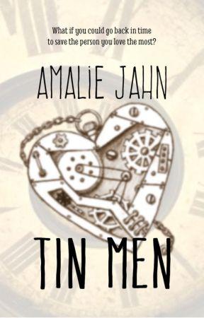 Tin Men by amaliejahn