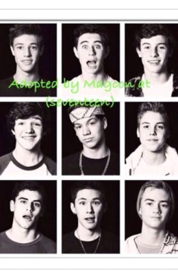 Adopted by Magcon at (seventeen)