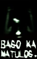 BAGO KA MATULOG, by RaphOng