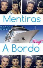 Mentiras A Bordo. ZIAM by mayiblair