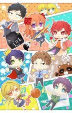 Gekkan Shoujo Nozaki-kun! Reader x various! by MetaMegu