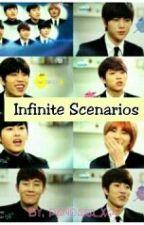 Infinite Scenarios by PANDAAA_X44