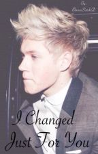 I changed just for you (Niall y tu) by BlancaObrien1D