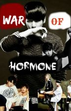 War of Hormone| BTS & Tú & Jungkook by hottieBTS