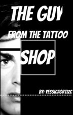 The Guy From The Tattoo Shop by JessMOC