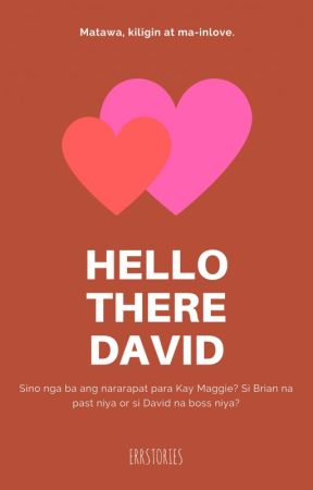 Hello There, David (Self-published) by ERRStories