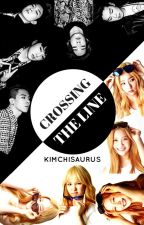 Crossing the Line (Winner & Red Velvet) by kimchisaurus