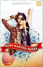 MOST WANTED: ALEXA (BxG) by iamdaDarkHorse