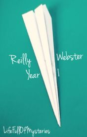 Reilly Webster  Year 1 by lifefullofmysteries