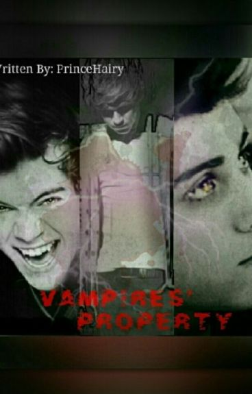 Vampires' Property (Boyxboy Ziall vs. Narry)