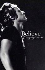 Believe by XlarryStylinson76X