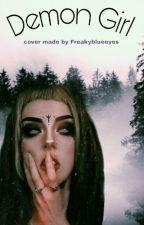 Demon Girl by freakyblueeyes