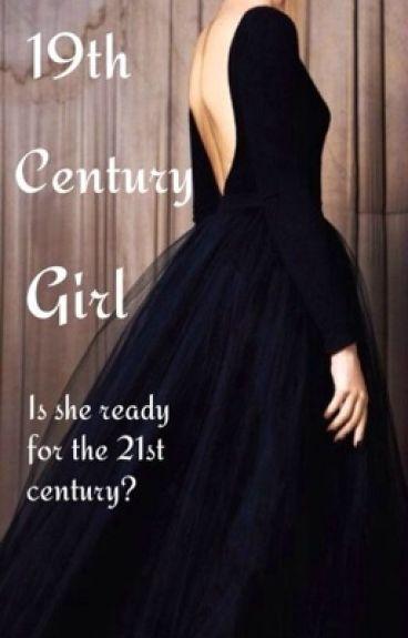 19th Century Girl by xxborntostandoutxx