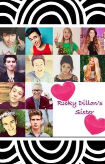 Ricky Dillion's sister