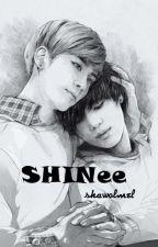 SHINee by shawolmel