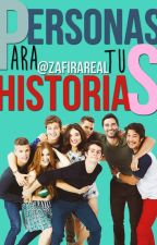 Personas para tus historias by ZafiraReal