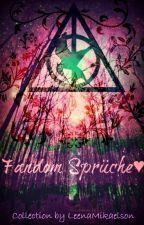 Fandom Sprüche♥ by LeenaMikaelson