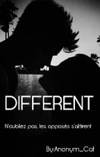 Different by Anonym_Cat