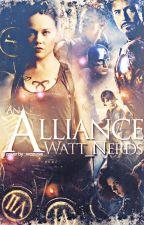 An Alliance // TMI + The Avengers // by Watt_Nerds