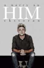 HIM ∙ omegaverse narry au [ON HOLD] by ckstoran