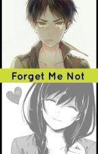 Don't Leave Me (Eren x Reader) by LainaisntFunny