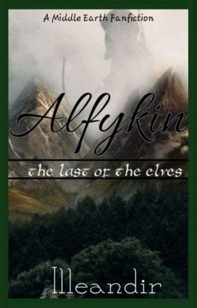 Alfýkin (The Last of the Elves) by Illeandir