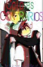 Pokémon ~ Colores Contrarios (RedxGreen) by 8MyStupidName8