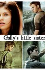 Gallys Little Sister *UNDER MAJOR EDITING* by leasymay