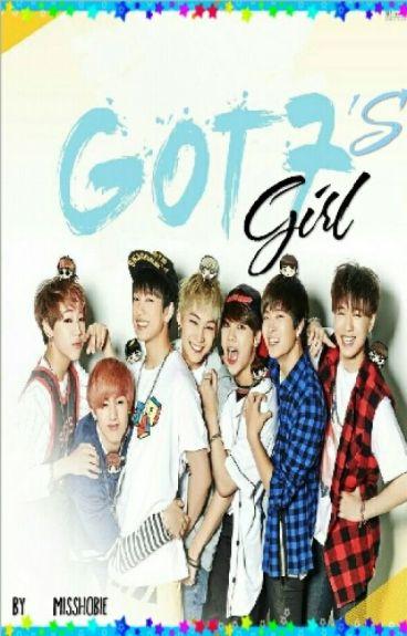 Got7's Girl (GOT7 MARK FANFIC)