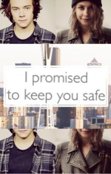 I promised to keep you safe 'H.S'