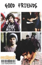Good friends.   Larry Stylinson by justbromance