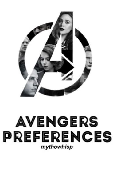 Avengers Preferences [+Bucky and Loki]